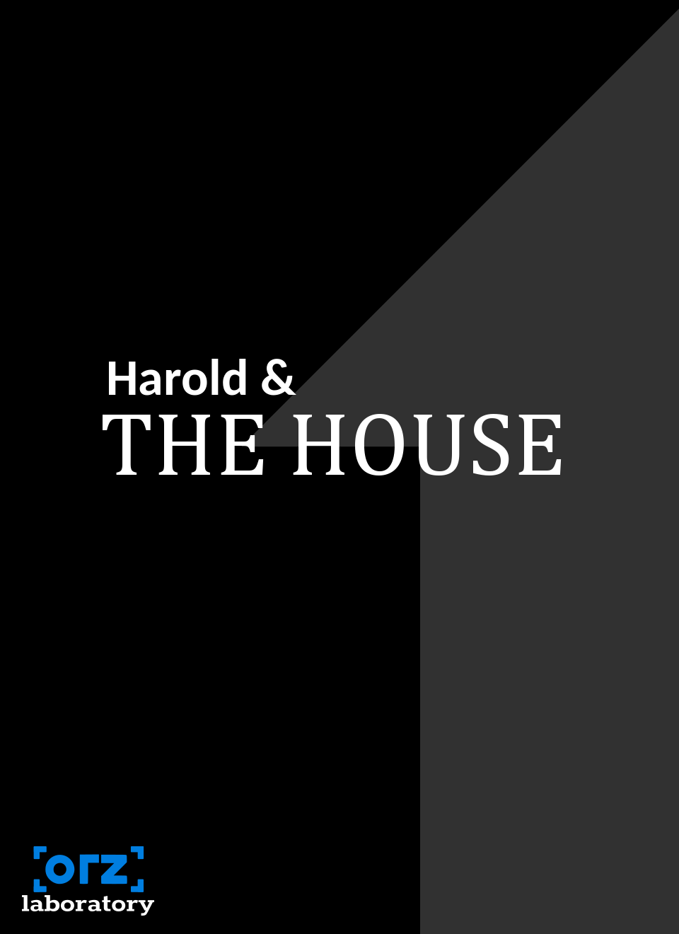 Harold and the House box art