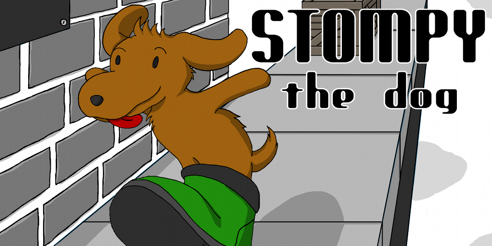 Stompy the Dog